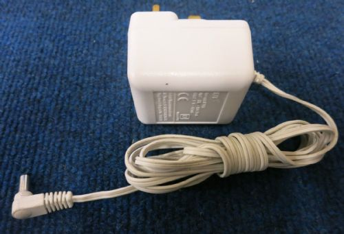 BT 873538 White UK Mains AC Power Adapter Charger 9V 400mA